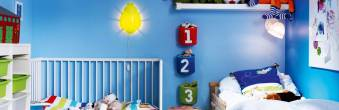 A few decorating ideas for your children's room