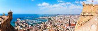 Alicante on the Costa Blanca, great holidays under the sun