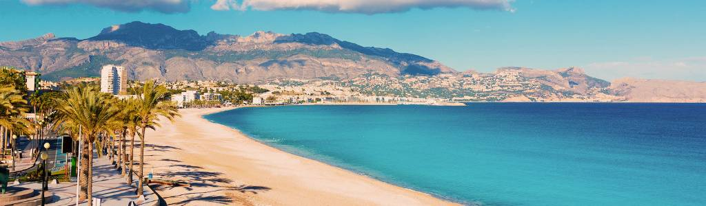 The Costa Blanca, a year-round paradise