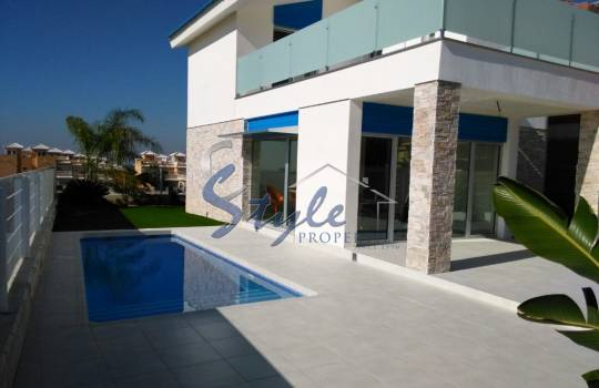 Detached Villa - New build - San Fulgencio - San Fulgencio