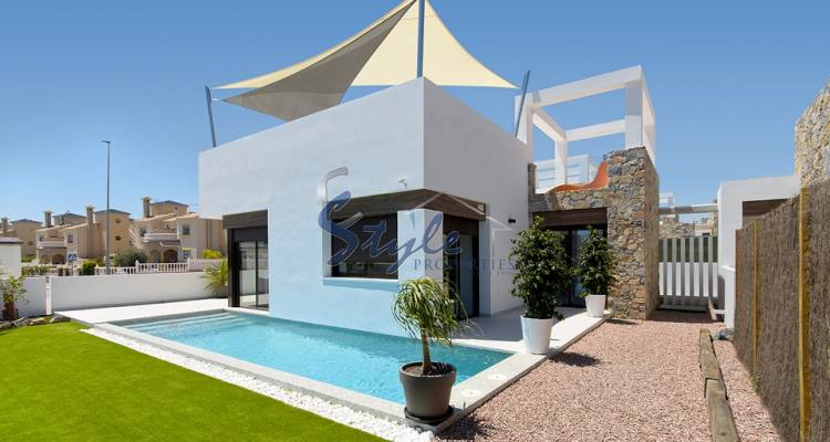 New build - Detached Villa - Cabo Roig - Lomas de Cabo Roig