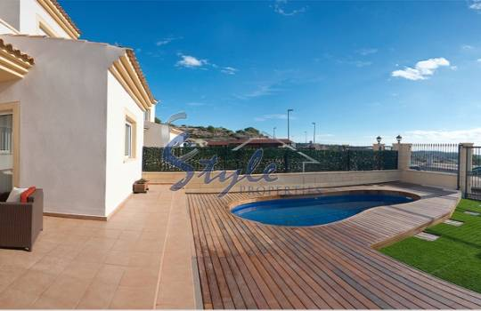 Detached Villa - New build - El Campello - Aigües
