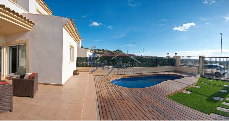 New build - Villa - El Campello - Aigües