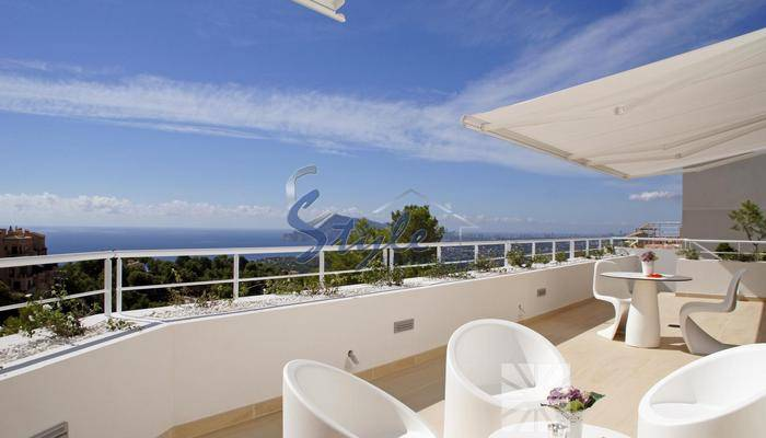 Luxury villa for sale in Altea Hills, Costa Blanca, Spain ON453-1
