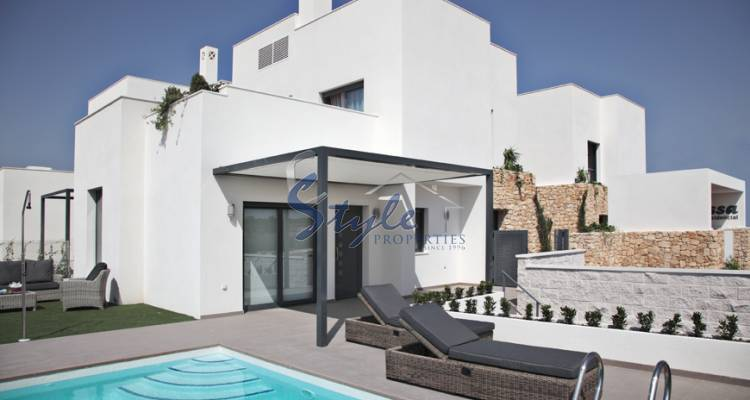New villa for Sale in Ciudad Quesada, Costa Blanca, Spain ON215-1