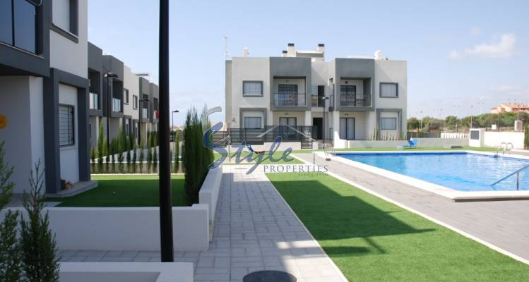 New build apartments for sale in Torrevieja, Costa Blanca, Spain ON475-1