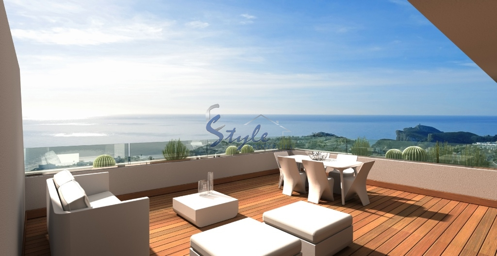 Квартира с видом на море в испании черногория недвижимость купить дом