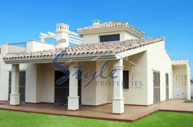 Villa - New build - Mar Menor - La Manga