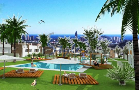 Apartment - New build - Benissa - Benissa