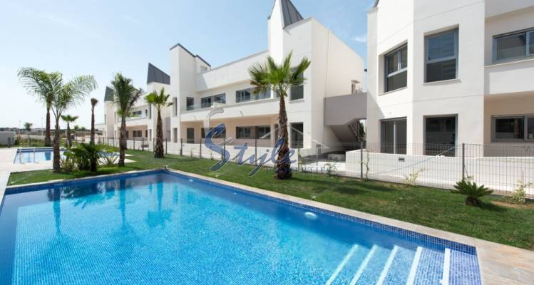 New build for sale close to the sea in Torrevieja, Costa Blanca, Spain
