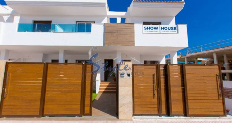 New build - Town House - Torrevieja - Los Balcones