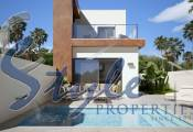 New build house for sale in Alicante, Costa Blanca, Spain