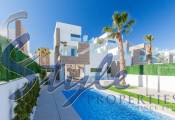 New build villa for sale in  Guardamar del Segura, Alicante, Costa Blanca, Spain