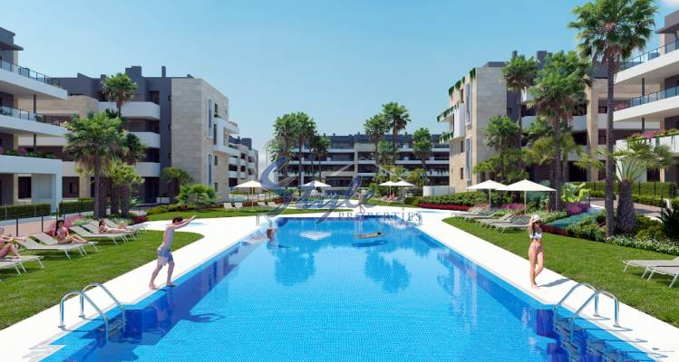 New build apartments  for sale in La Zenia, Orihuela Costa, Costa Blanca, Spain