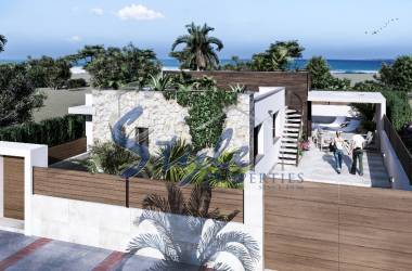 Villa - New build - Los Montesinos - Alicante