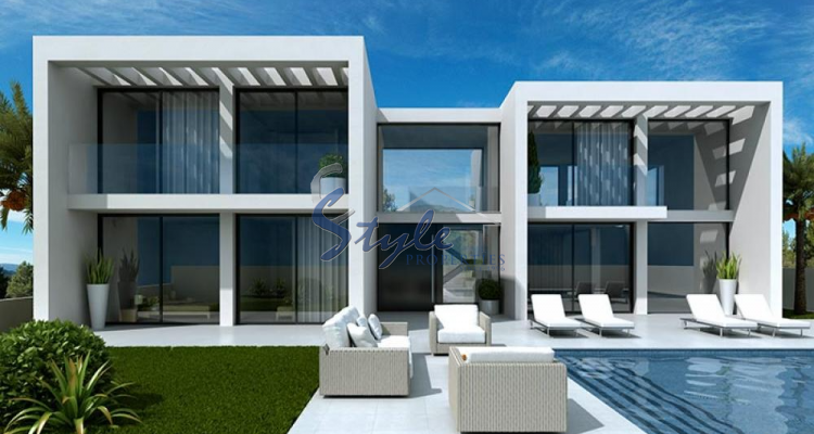 New build villa for sale in Alicante