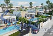 new build villa for sale in Benidorm, Alicante, Costa Blanca