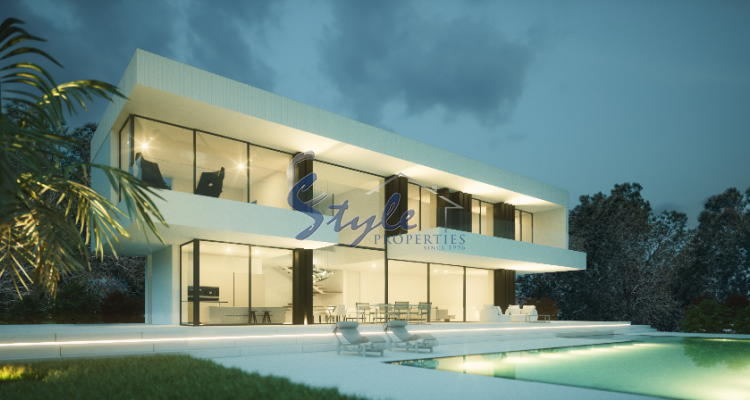 Buy New elegant villa in Las Colinas close to the golf. ID ON1106