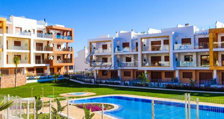 Buy Apartments in Costa Blanca close to golf and beach. ID: ON1115
