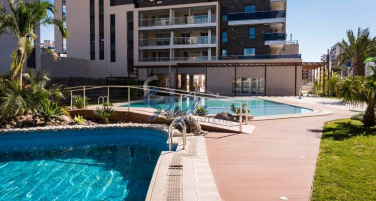 Buy Apartments in Costa Blanca close to beach in San Juan de Alicante. ID: ON1117_11