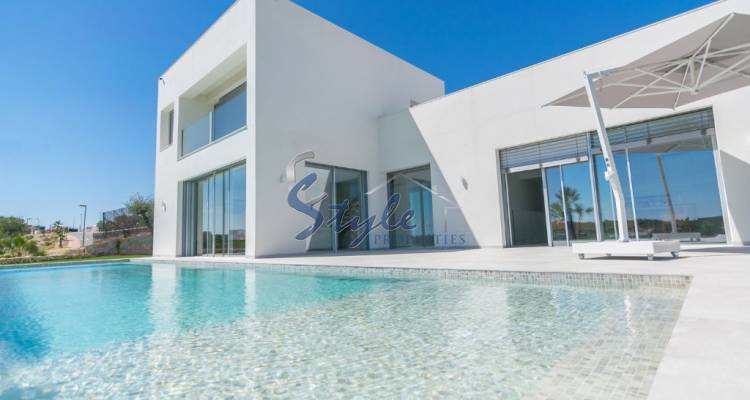 Buy Newly built villa in Costa Blanca close to Las Colinas Golf in Cabo Roig. ID: ON1126_43