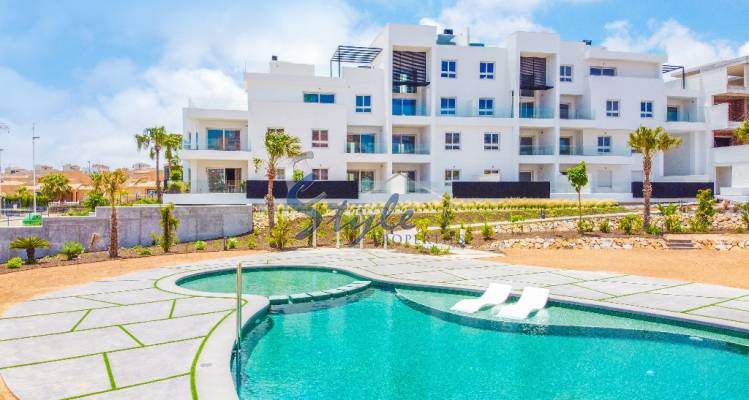 New build apartment for sale close to the beach Punta Prima, Costa Blanca, Spain