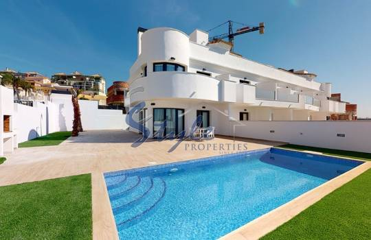 Town House - New build - Benidorm - Alicante