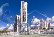 New build for sale en Benidorm, Alicante, Costa Blanca, Spain ON840_3