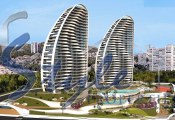 New build for sale en Benidorm, Alicante, Costa Blanca, Spain. ON840_3