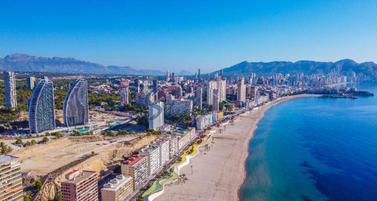 New build for sale en Benidorm, Alicante, Costa Blanca, Spain, ON840_3