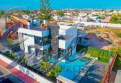 For Sale New Modern design villa with high tech end in Torreta Florida, Torrevieja. ID: ON280